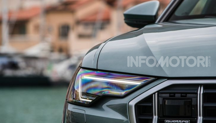 Nuova Audi A6 allroad Quattro MY2020: dimenticate i compromessi - Foto 10 di 45