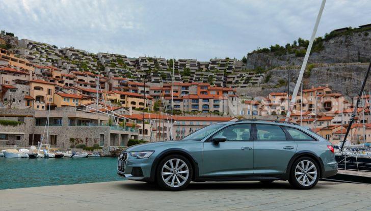 Nuova Audi A6 allroad Quattro MY2020: dimenticate i compromessi - Foto 39 di 45