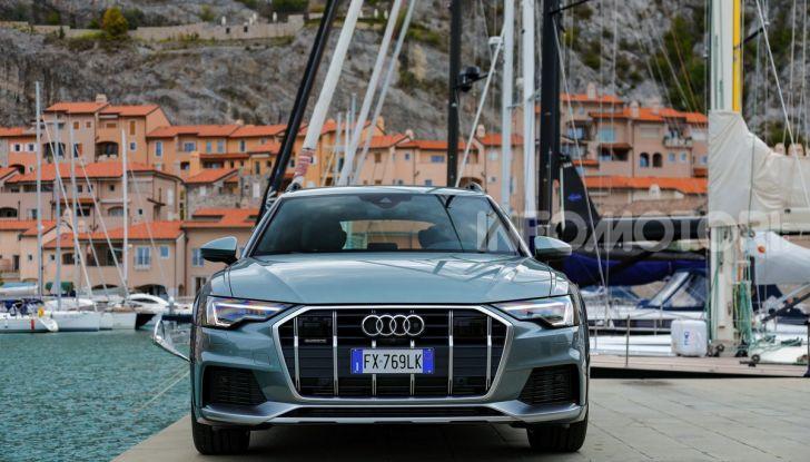 Nuova Audi A6 allroad Quattro MY2020: dimenticate i compromessi - Foto 38 di 45