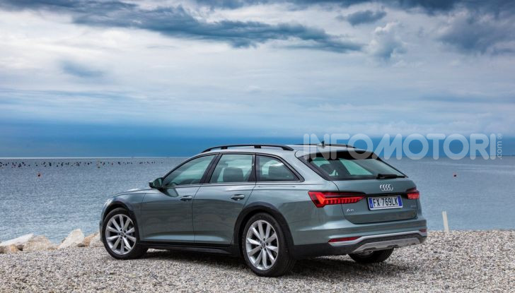 Nuova Audi A6 allroad Quattro MY2020: dimenticate i compromessi - Foto 37 di 45