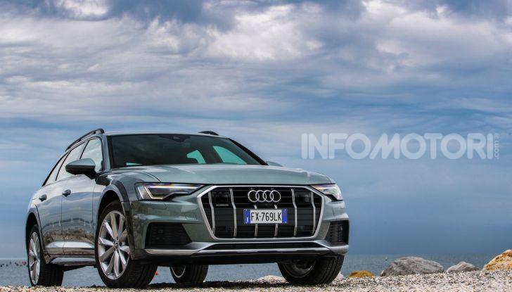 Nuova Audi A6 allroad Quattro MY2020: dimenticate i compromessi - Foto 32 di 45
