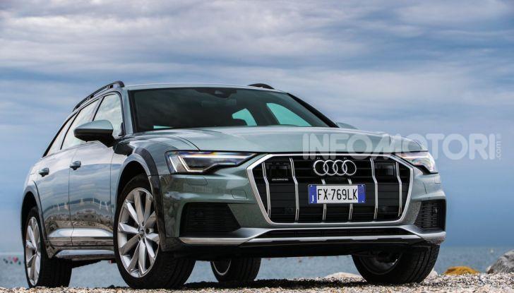 Nuova Audi A6 allroad Quattro MY2020: dimenticate i compromessi - Foto 31 di 45