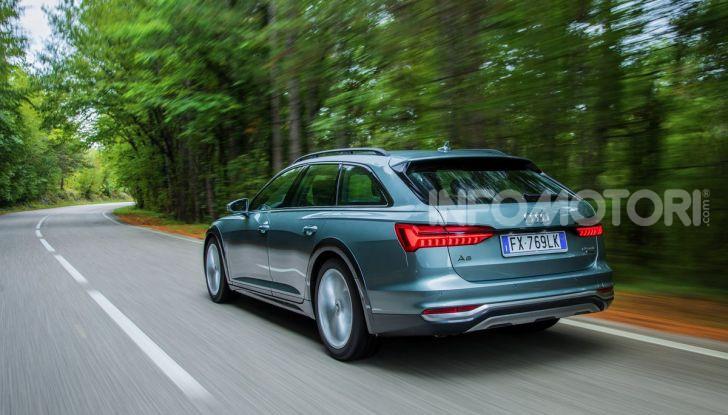 Nuova Audi A6 allroad Quattro MY2020: dimenticate i compromessi - Foto 24 di 45