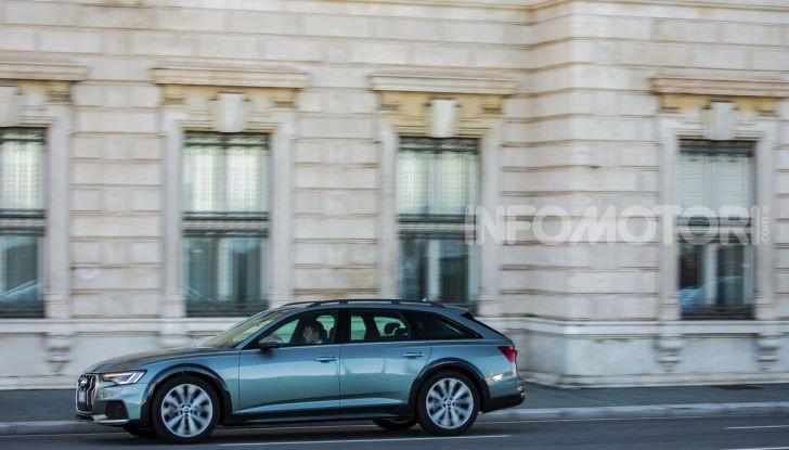 Nuova Audi A6 allroad Quattro MY2020: dimenticate i compromessi - Foto 21 di 45