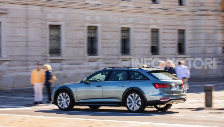 Nuova Audi A6 allroad Quattro MY2020: dimenticate i compromessi - Foto 20 di 45