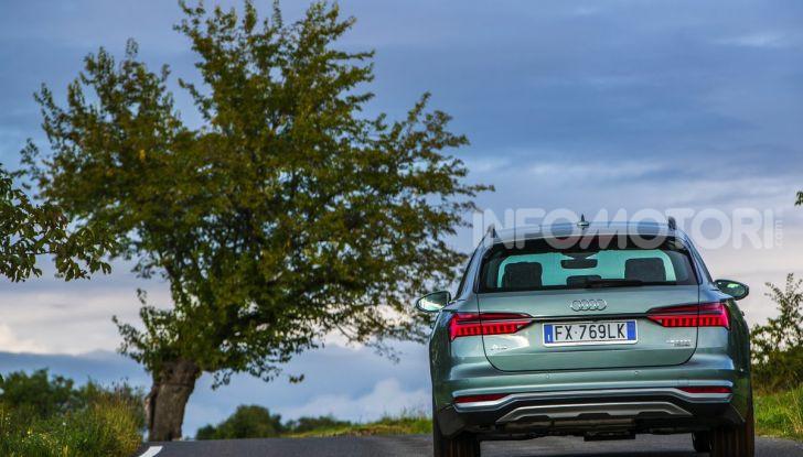 Nuova Audi A6 allroad Quattro MY2020: dimenticate i compromessi - Foto 18 di 45