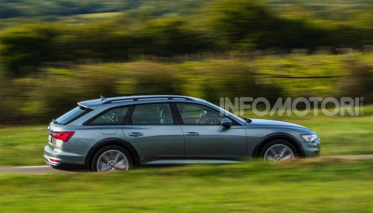 Nuova Audi A6 allroad Quattro MY2020: dimenticate i compromessi - Foto 15 di 45