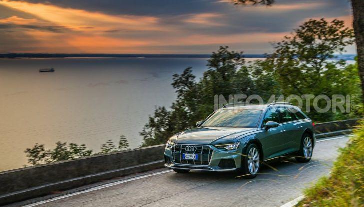 Nuova Audi A6 allroad Quattro MY2020: dimenticate i compromessi - Foto 14 di 45