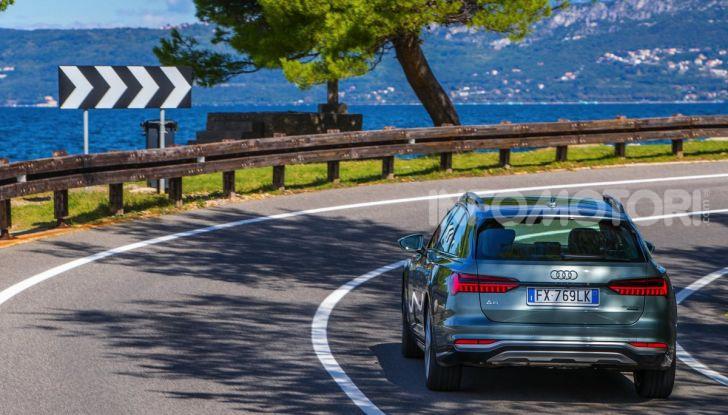 Nuova Audi A6 allroad Quattro MY2020: dimenticate i compromessi - Foto 12 di 45