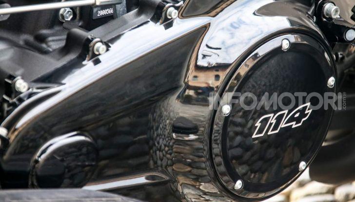 Prova gamma Touring 2020 Harley-Davidson: tecnologia e tradizione! - Foto 80 di 84