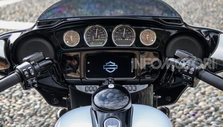 Prova gamma Touring 2020 Harley-Davidson: tecnologia e tradizione! - Foto 82 di 84