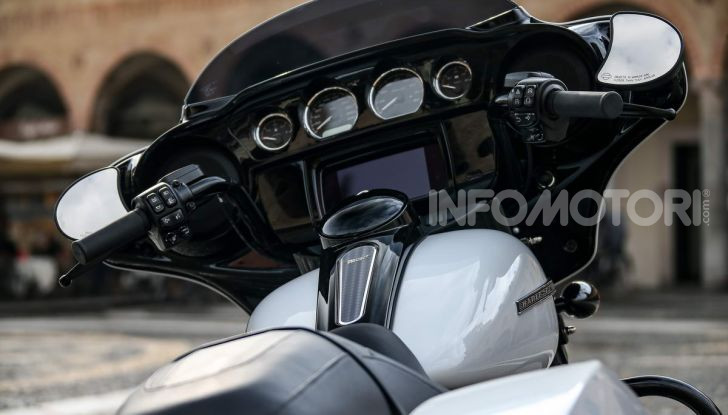 Prova gamma Touring 2020 Harley-Davidson: tecnologia e tradizione! - Foto 83 di 84