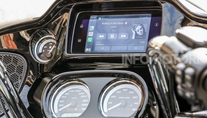 Prova gamma Touring 2020 Harley-Davidson: tecnologia e tradizione! - Foto 66 di 84