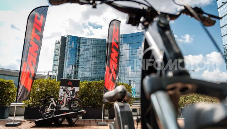 Lo stand di Fantic Motor a EICMA 2019 - Foto 33 di 40