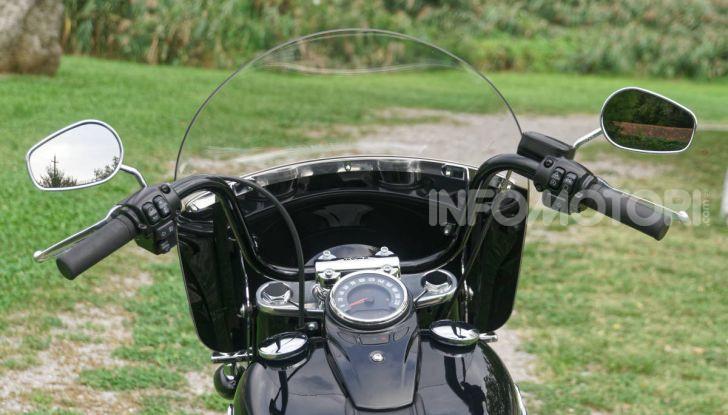 Prova Harley-Davidson Heritage Classic 114, la softail touring? - Foto 13 di 54
