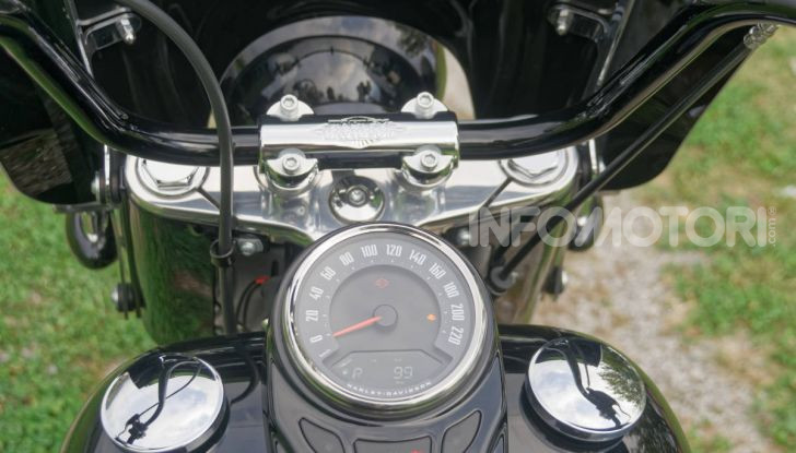 Prova Harley-Davidson Heritage Classic 114, la softail touring? - Foto 26 di 54