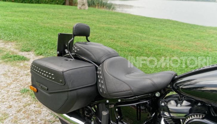 Prova Harley-Davidson Heritage Classic 114, la softail touring? - Foto 31 di 54