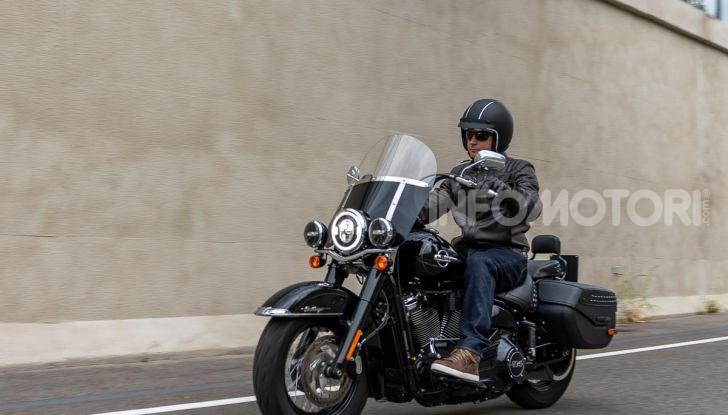 Prova Harley-Davidson Heritage Classic 114, la softail touring? - Foto 46 di 54