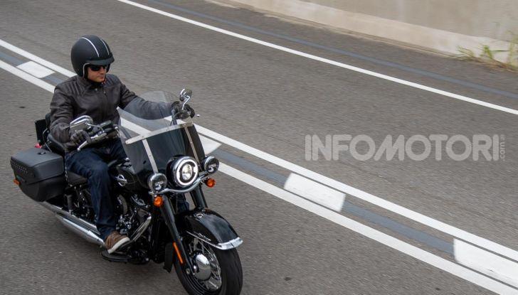 Prova Harley-Davidson Heritage Classic 114, la softail touring? - Foto 51 di 54