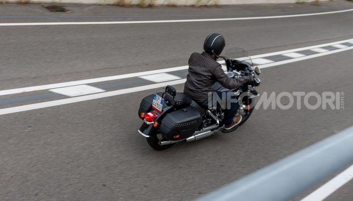 Prova Harley-Davidson Heritage Classic 114, la softail touring? - Foto 52 di 54