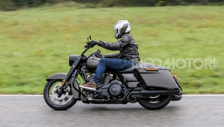 Prova gamma Touring 2020 Harley-Davidson: tecnologia e tradizione! - Foto 12 di 84