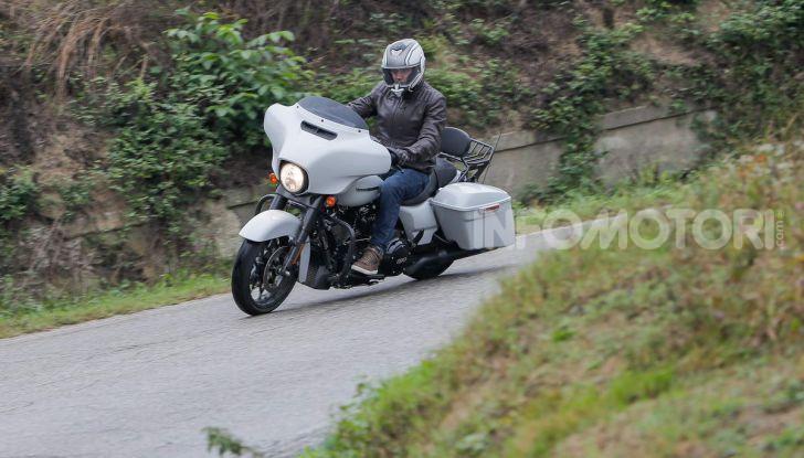 Prova gamma Touring 2020 Harley-Davidson: tecnologia e tradizione! - Foto 37 di 84