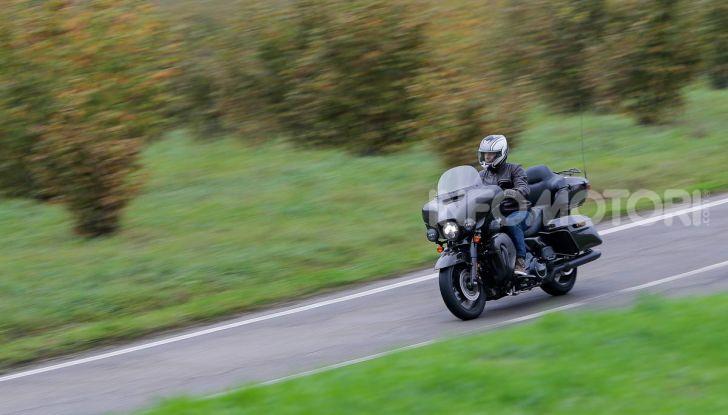 Prova gamma Touring 2020 Harley-Davidson: tecnologia e tradizione! - Foto 55 di 84