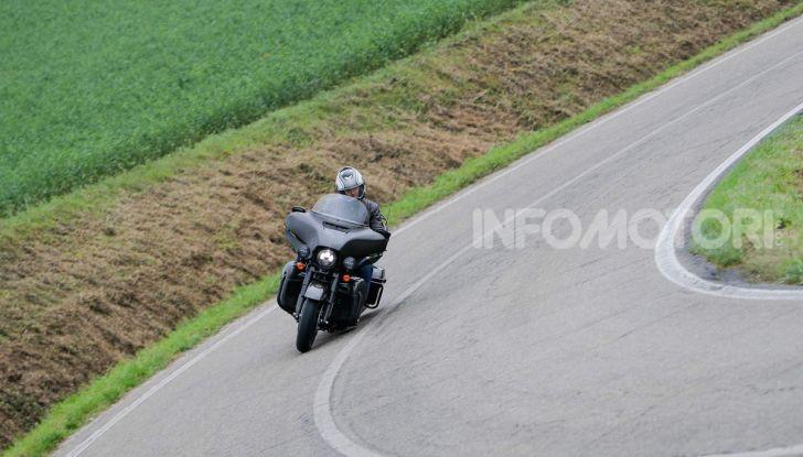 Prova gamma Touring 2020 Harley-Davidson: tecnologia e tradizione! - Foto 58 di 84