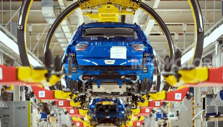 """FCA, prodotti a Melfi i modelli """"green"""" di Jeep Renegade e Compass - Foto 12 di 20"""