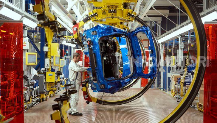 """FCA, prodotti a Melfi i modelli """"green"""" di Jeep Renegade e Compass - Foto 19 di 20"""