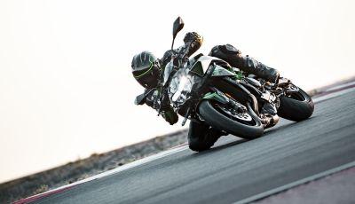 [VIDEO] Kawasaki Z H2: la Naked col Turbo ha 200CV!