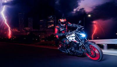 [VIDEO] Nuova Yamaha MT-03 2020: stile e prestazioni su due ruote