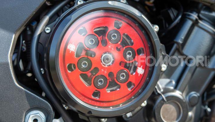 MV Agusta Turismo Veloce Lusso SCS innovativa frizione semi automatica