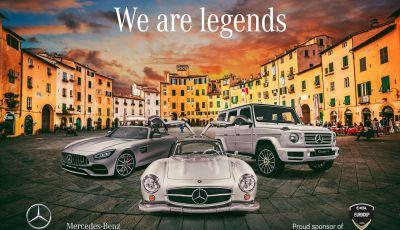 Mercedes-Benz al Lucca Comics sponsor ESL League of Legends EuroCup