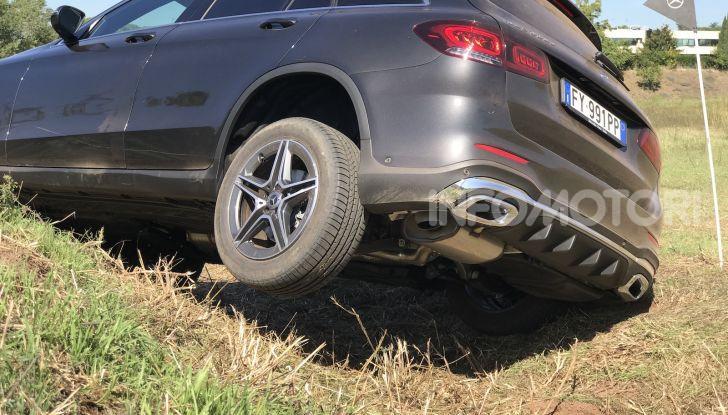 Nuova Mercedes GLC 2020, motori e prezzi di listino - Foto 6 di 14