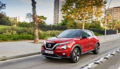 Prova su strada Nissan Juke 2020: tecnologia e sicurezza