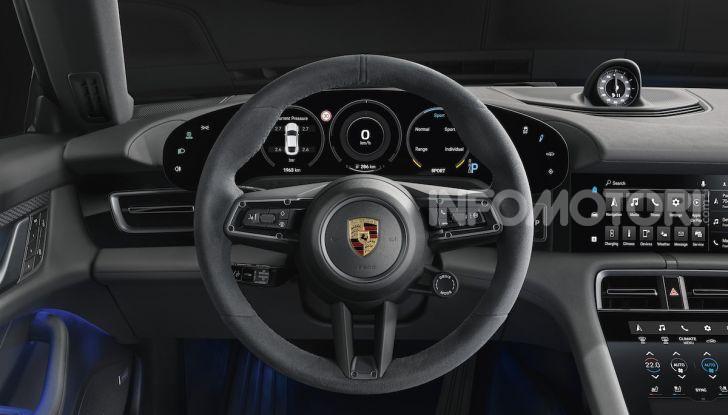 Porsche Taycan 4S, con la Performance Plus si arriva a 571CV - Foto 4 di 10