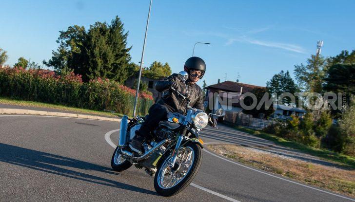 Prova Royal Enfield Bullet Trials 500, voglia d'avventura per la moto più longeva al mondo! - Foto 6 di 53