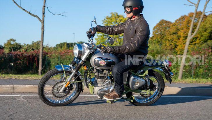 Prova Royal Enfield Bullet Trials 500, voglia d'avventura per la moto più longeva al mondo! - Foto 7 di 53