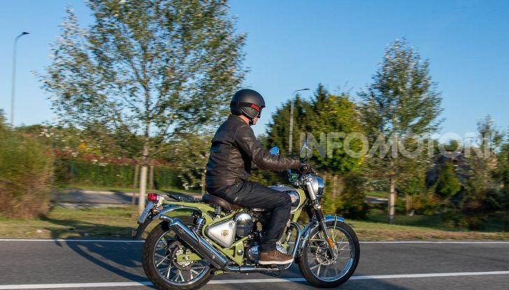 Prova Royal Enfield Bullet Trials 500, voglia d'avventura per la moto più longeva al mondo! - Foto 8 di 53