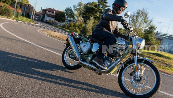 Prova Royal Enfield Bullet Trials 500, voglia d'avventura per la moto più longeva al mondo! - Foto 11 di 53