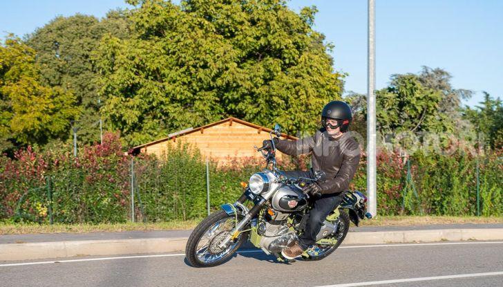 Prova Royal Enfield Bullet Trials 500, voglia d'avventura per la moto più longeva al mondo! - Foto 12 di 53