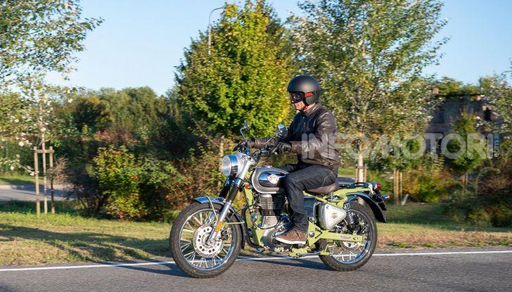 Prova Royal Enfield Bullet Trials 500, voglia d'avventura per la moto più longeva al mondo! - Foto 15 di 53