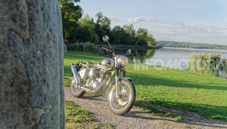 Prova Royal Enfield Bullet Trials 500, voglia d'avventura per la moto più longeva al mondo! - Foto 23 di 53