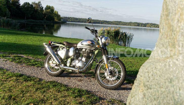 Prova Royal Enfield Bullet Trials 500, voglia d'avventura per la moto più longeva al mondo! - Foto 24 di 53