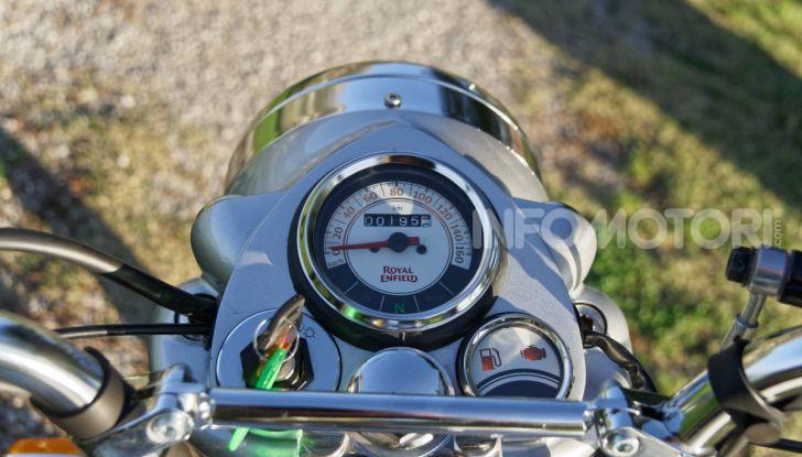 Prova Royal Enfield Bullet Trials 500, voglia d'avventura per la moto più longeva al mondo! - Foto 28 di 53