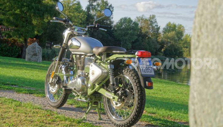Prova Royal Enfield Bullet Trials 500, voglia d'avventura per la moto più longeva al mondo! - Foto 43 di 53