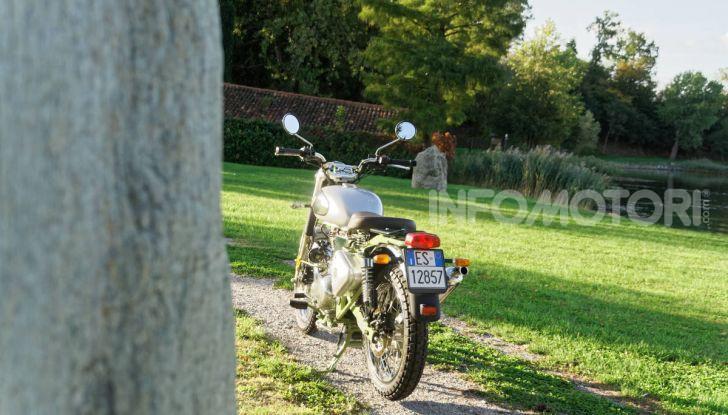 Prova Royal Enfield Bullet Trials 500, voglia d'avventura per la moto più longeva al mondo! - Foto 44 di 53