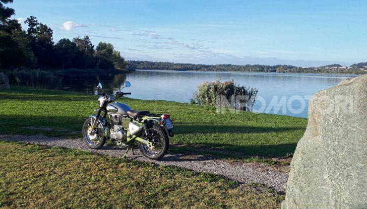 Prova Royal Enfield Bullet Trials 500, voglia d'avventura per la moto più longeva al mondo! - Foto 53 di 53