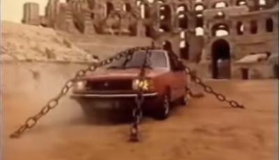 [VIDEO] Lo spot Renault prodotto da Sergio Leone ed Ennio Morricone